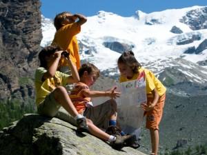 Vacanze con i bambini, sostenibile si può