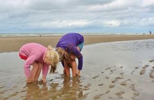 Educare i bambini durante le vacanze estive