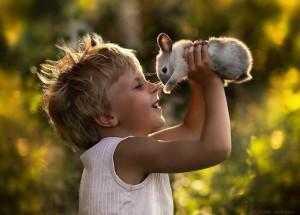 Crescere i bambini secondo natura, saggezza antica per genitori moderni