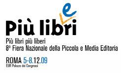 """5 – 8 dicembre 2009: Il leone verde Edizioni alla fiera """"Più libri più liberi"""" di Roma"""