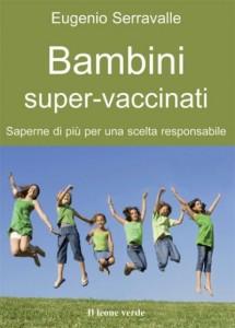 vaccinazioni bambini copertina libro