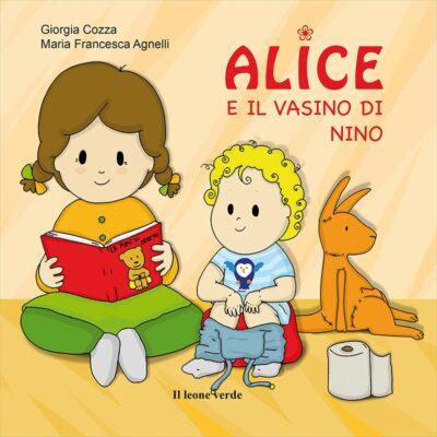 Libro Alice e il vasino di Nino