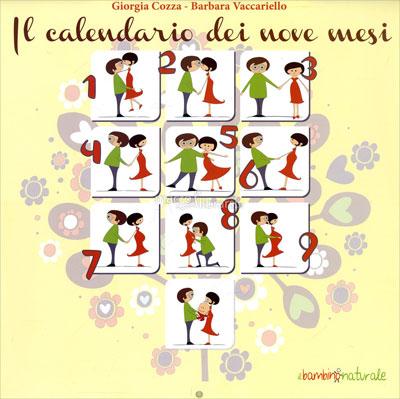 Libro Il calendario dei nove mesi