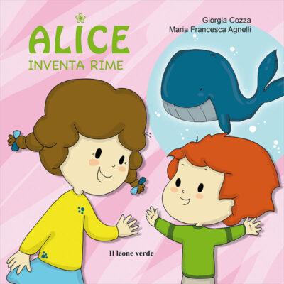 Libro Alice inventa rime