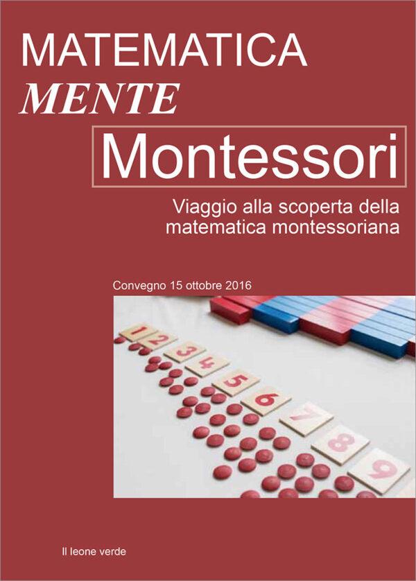 Libro Matematica-mente Montessori
