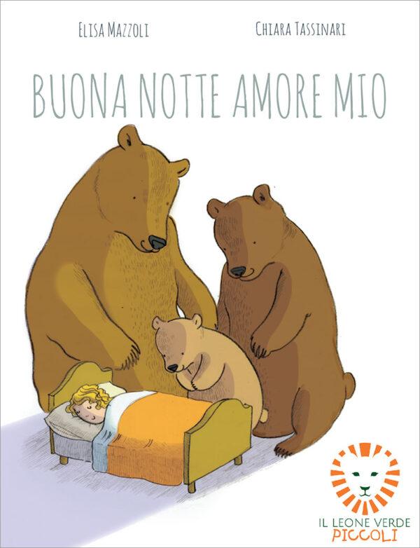 Libro Buona notte amore mio