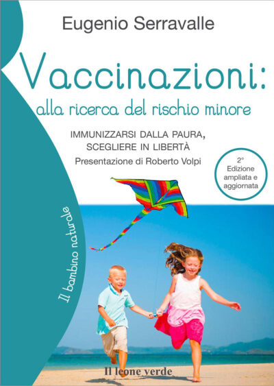 Libro Vaccinazioni alla ricerca del rischio minore 2° edizione