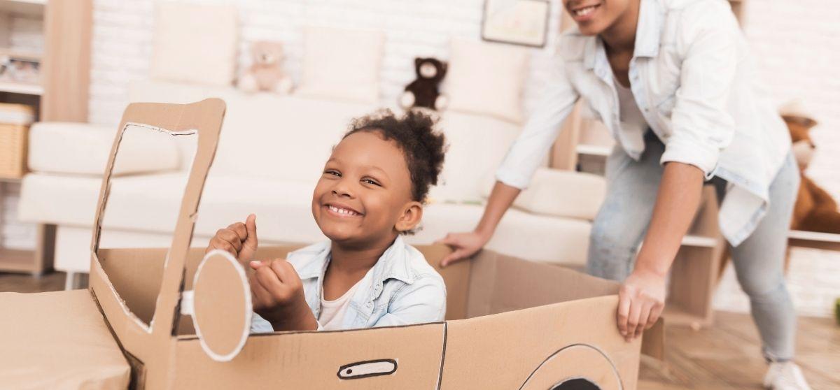 Educazione giocosa o Playful Parenting