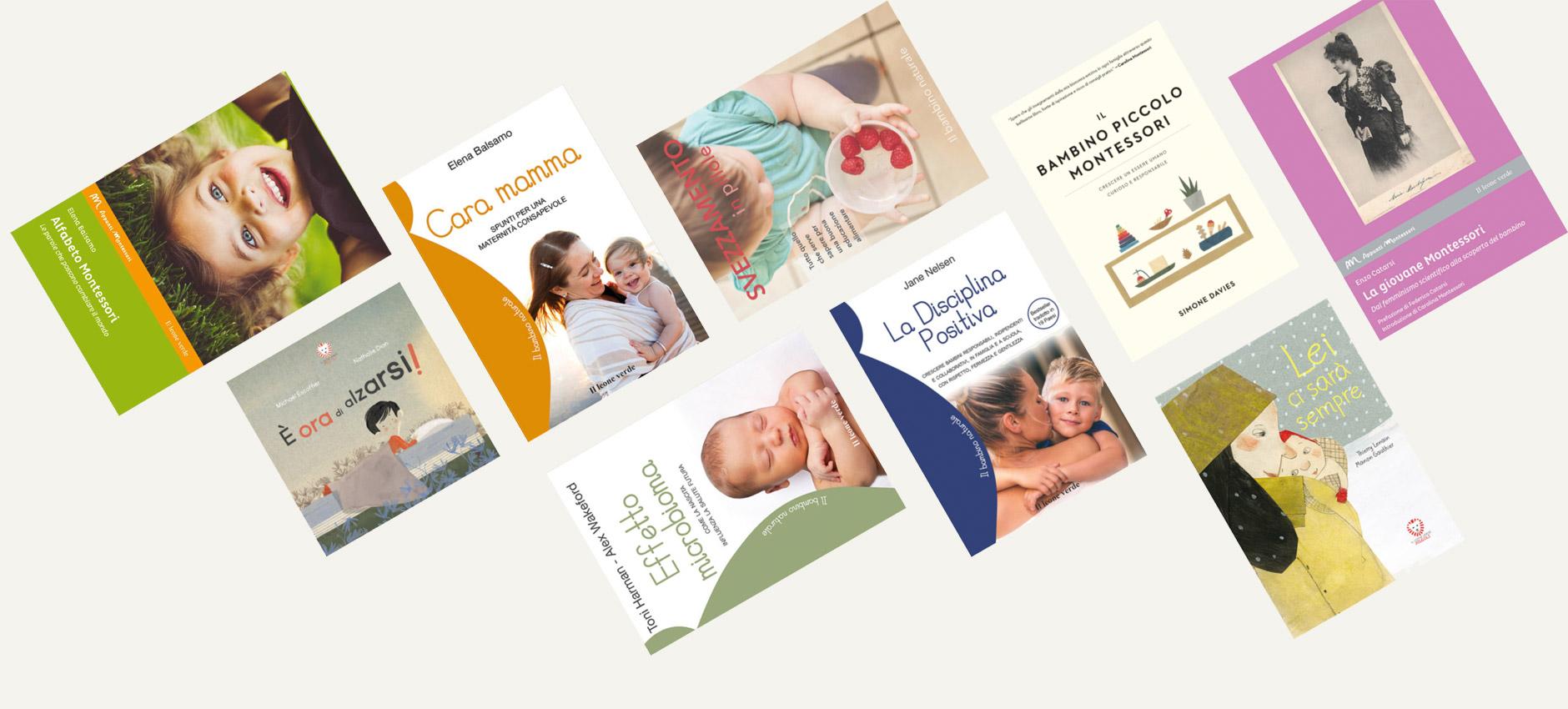 libri per genitori - il bambino naturale