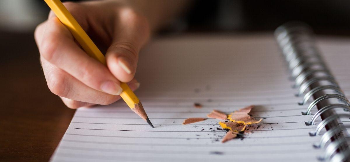 scrittura manuale
