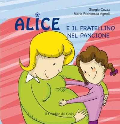Libri per bambini e fratellino in arrivo