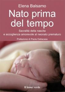 Bambino prematuro, disponibile il libro