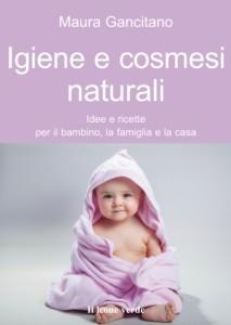 libro bambino naturale su cosmesi naturale e autoproduzione