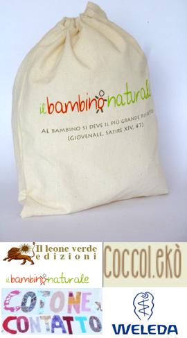 Per il bambino e la sua mamma…una borsa di coccole!
