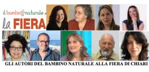 Incontra gli autori del Bambino Naturale a Chiari, presso il nostro stand!