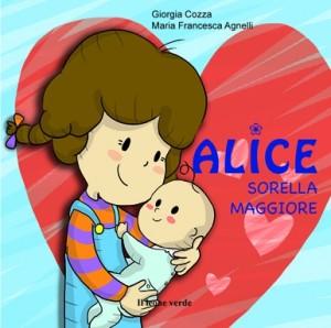 Un libro per bambini delle Storie di Alice in regalo con Bebè a costo zero