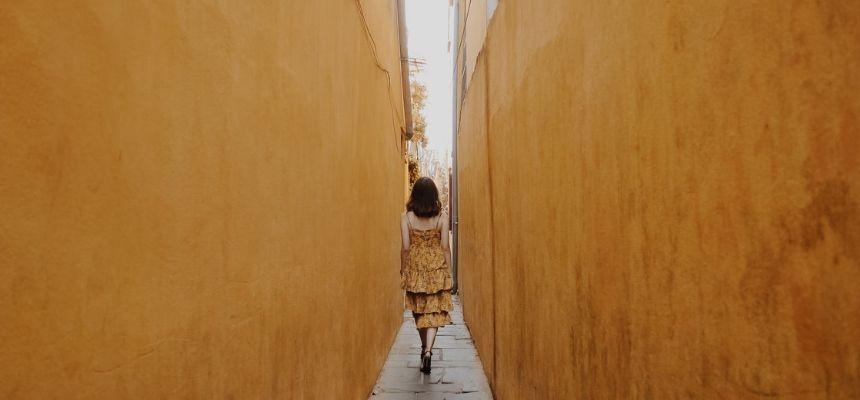 Camminare nella parte soleggiata dell'empatia