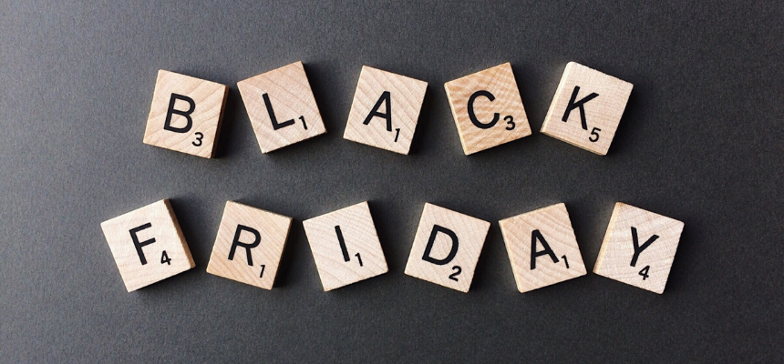 Black friday: - 30% su tutti i libri!