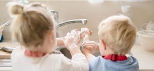 Cura della persona, una routine da interiorizzare sin da piccoli