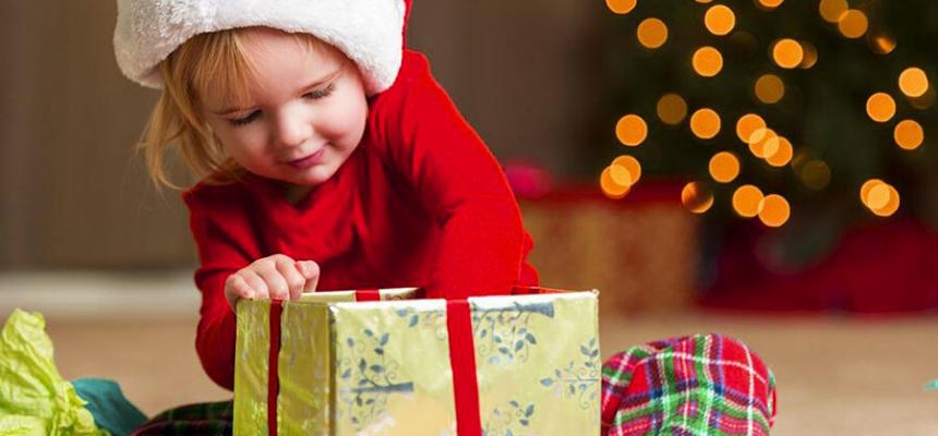 Tre doni speciali che il tuo bambino può trovare sotto l'albero