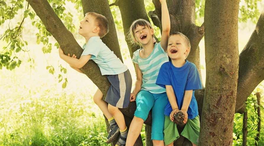 Motricità, socialità ed equilibrio psico-fisico dei bambini: il nuovo libro di Angela Hanscom