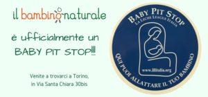 Il Bambino Naturale diventa un Baby Pit Stop!!!