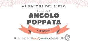 L'Angolo della Poppata (anche) al Salone del Libro!