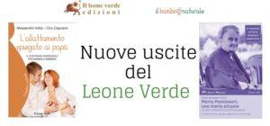 Nuove uscite del Leone Verde Edizioni