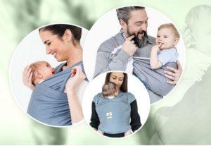 Mhug: tante soluzioni per portare in braccio il proprio bimbo