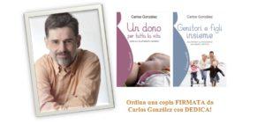Con i libri di Gonzalez, una dedica speciale e la firma dell'autore!