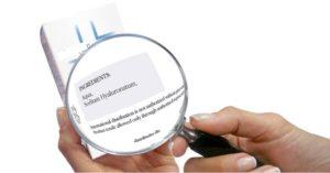Leggere l'etichetta dei prodotti cosmetici (INCI): quali ingredienti è meglio evitare?