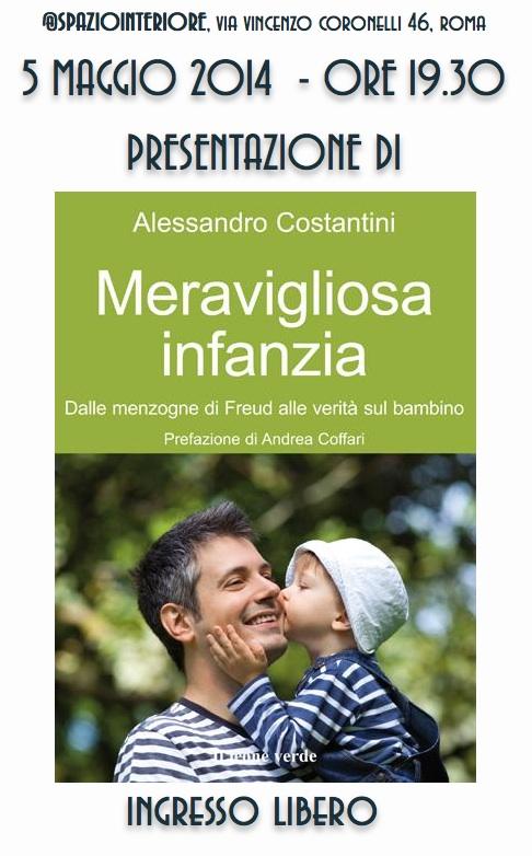 Educare il bambino, la pedagogia per una meravigliosa infanzia a Roma
