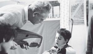 Mario Lodi: un maestro dalla parte dei bambini