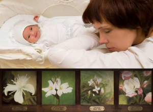 fiori di bach per il sonno dei bambini