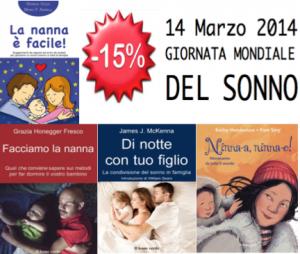 promozione libri sonno bambini