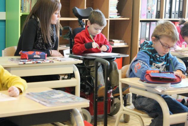 Bimbi disabili, scuola e inclusione: lettera di una mamma