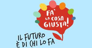 """Il bambino naturale a """"Fa la cosa giusta"""" a Milano!"""