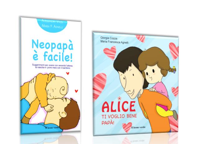 Festa del pap 2 libri in regalo bambino naturale for Libri regalo