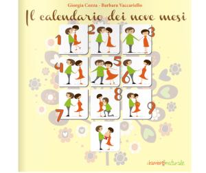 Calendario dei nove mesi per mamma e papà