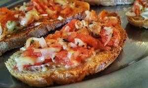Crostoni appetitosi
