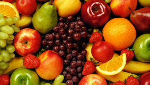 merenda frutta bambini