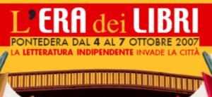 La letteratura indipendente invade la città di Pontedera