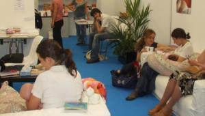 Al Salone del libro di Torino una nuova area Famiglie, con angolo della poppata, baby parking e tanto altro!!!