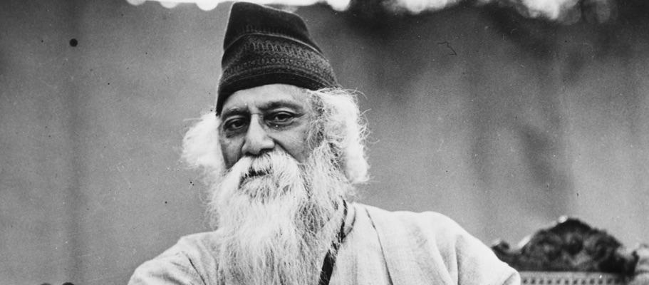 Rabindranath Tagore: a scuola dal poeta