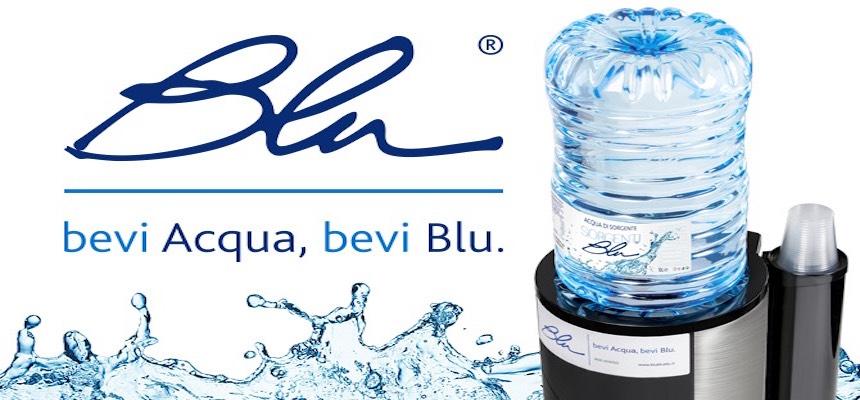acqua blu