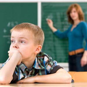 adhd bambini a scuola