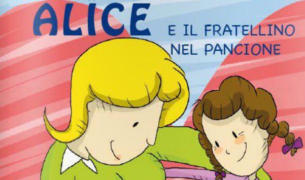 VIDEO – Il libro di Alice per prepararsi all'arrivo di un fratellino!
