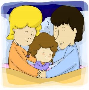 Il sonno dei bambini nei nostri libri illustrati