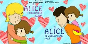 copertine libri su amore bambino per mamma e papà