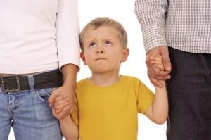 bambino e genitorialità conflittuale